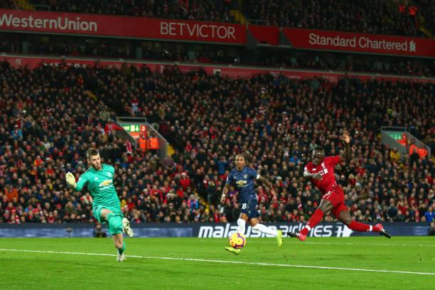 TRỰC TIẾP Liverpool 1-0 Man United: Fabinho kiến tạo, Mane mở tỉ số (H1) - Bóng Đá