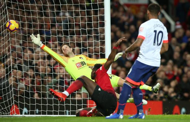 TRỰC TIẾP Man United 1-0 Bournemouth: Rashford solo, Pogba lại ghi bàn (H1) - Bóng Đá