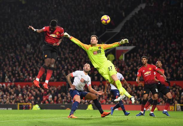 TRỰC TIẾP Man United 2-0 Bournemouth: Cú đúp cho Pogba (H1) - Bóng Đá