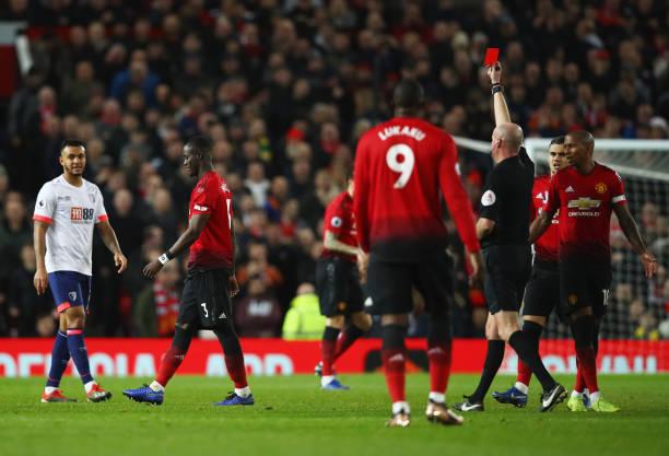 TRỰC TIẾP Man United 4-1 Bournemouth: Quỷ đỏ chỉ còn 10 người (H2) - Bóng Đá