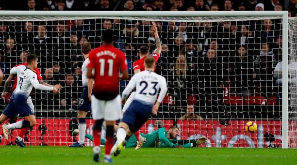 TRỰC TIẾP Tottenham 0-1 Man United: De Gea liên tiếp cứu thua (H2) - Bóng Đá