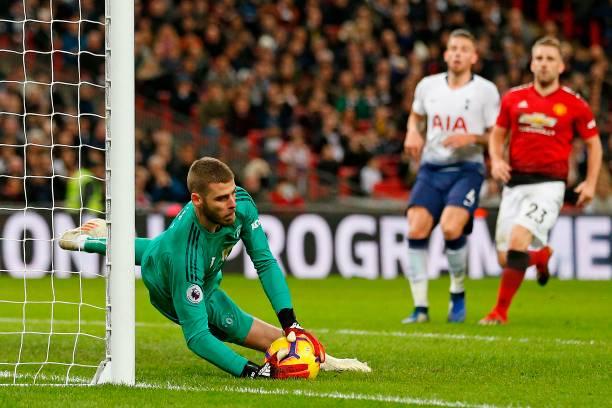 TRỰC TIẾP Tottenham 0-1 Man United: De Gea! De Gea! De Gea! (H2) - Bóng Đá