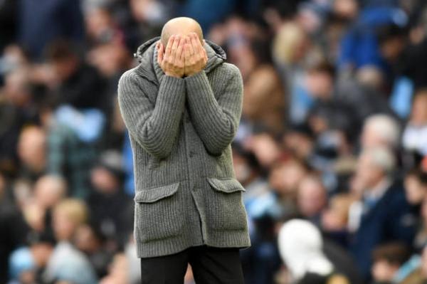 Không lập hattrick, Aguero 'khó lòng' ăn nói với Pep Guardiola - Bóng Đá
