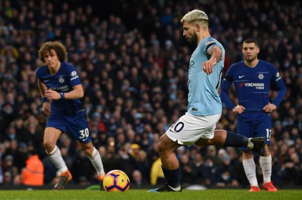 San bằng kỷ lục Alan Shaerer, Aguero giúp Man City hủy diệt Chelsea bằng một set 'tennis' - Bóng Đá