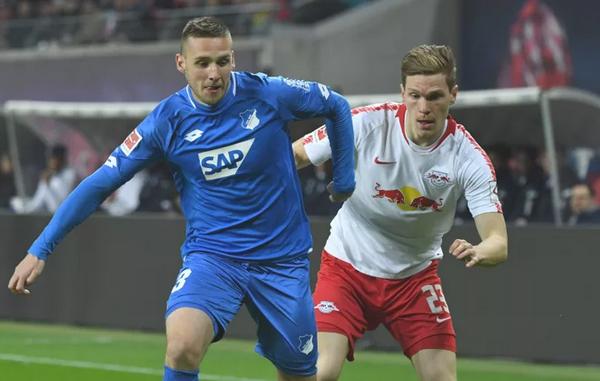 TRỰC TIẾP RB Leipzig 0-1 Hoffenheim: Đội khách vươn lên (H1) - Bóng Đá