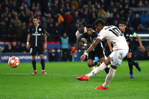 Cổ tích tại Paris, Man United nhấn chìm PSG trong màn mưa nước mắt - Bóng Đá