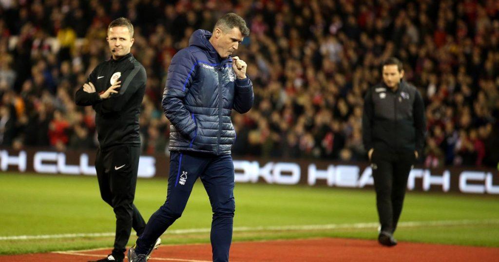 John Terry vs Roy Keane ở Championship - Bóng Đá