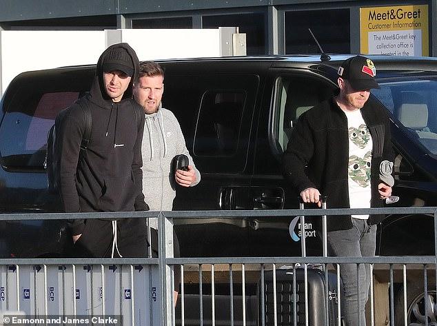 Lingard, Martial trở lại Manchester - Bóng Đá