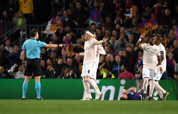 TRỰC TIẾP Barca 2-0 Man Utd: De Gea mắc sai lầm (H1) - Bóng Đá