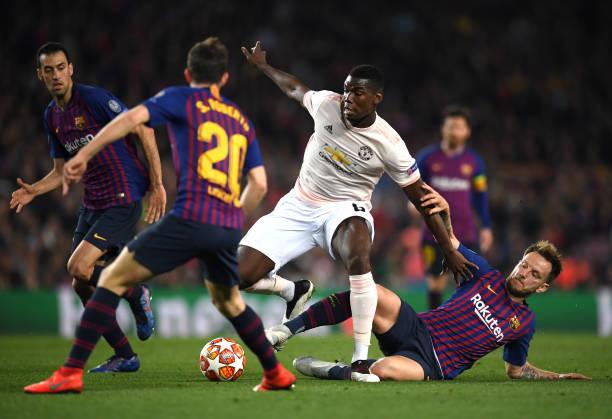 TRỰC TIẾP Barca 2-0 Man Utd: Quá khó cho Quỷ đỏ (Hết H1) - Bóng Đá
