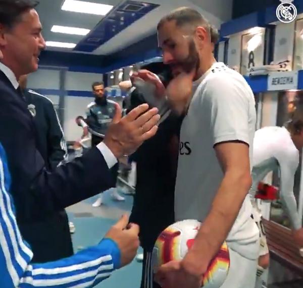 Khó tin! Benzema biết trước mình sẽ lập hattrick - Bóng Đá