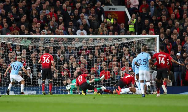 TRỰC TIẾP Man United vs Man City: De Gea phản xạ xuất sắc (H2) - Bóng Đá