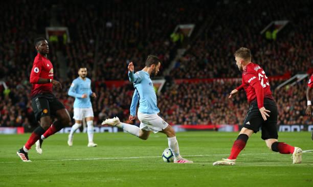 TRỰC TIẾP Man United 0-1 Man City: Khoảnh khắc xuất thần! (H2) - Bóng Đá