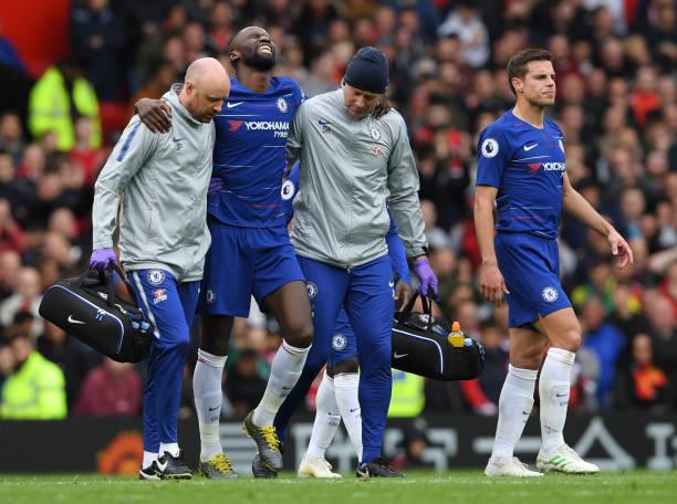 TRỰC TIẾP Man Utd 1-1 Chelsea: The Blues gặp tổn thất (H2) - Bóng Đá