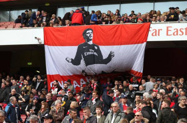 Arsenal tri ân Ramsey - Bóng Đá