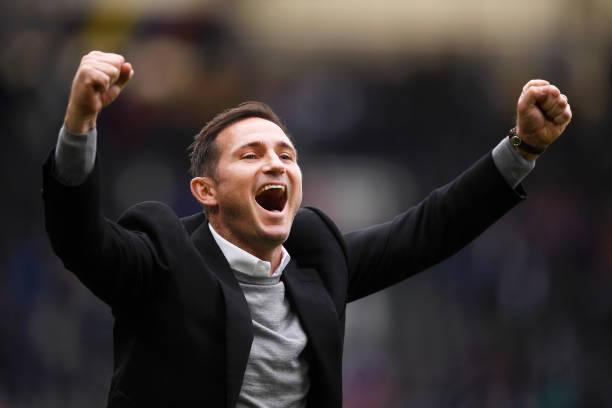 Frank Lampard tham dự vòng thăng hạng - Bóng Đá