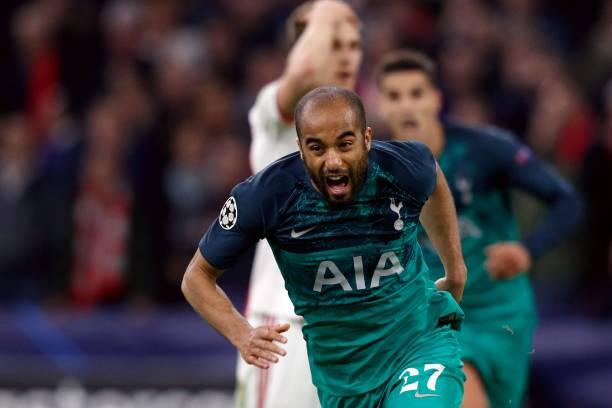 Hattrick 'thần thánh', Lucas Moura đưa Tottenham đi tiếp theo cách khó tin nhất - Bóng Đá