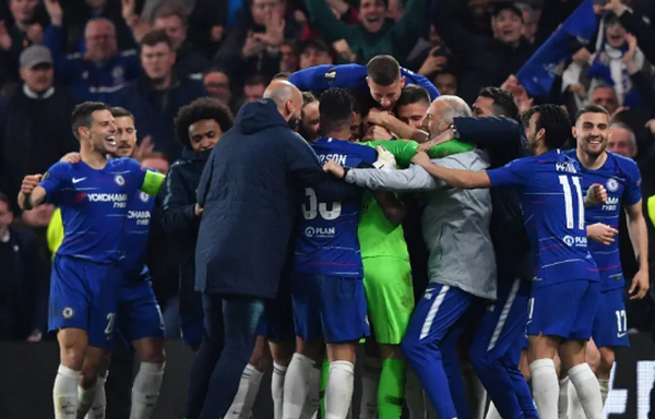 Ghi tên vào chung kết, Chelsea gián tiếp mang tin vui đến 3 CLB - Bóng Đá