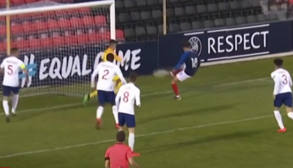 4 trận 9 bàn, tiền vệ trẻ PSG đang 'làm mưa làm gió' tại U17 châu Âu - Bóng Đá