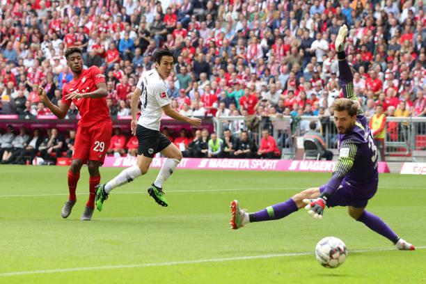 TRỰC TIẾP Bayern 1-0 Frankfurt: Coman mở điểm (H1) - Bóng Đá
