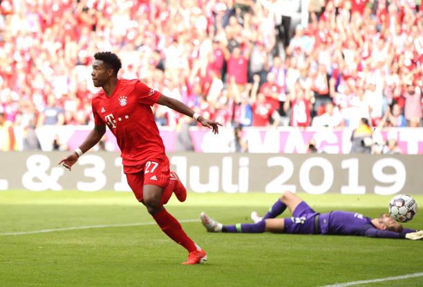 TRỰC TIẾP Bayern 3-1 Frankfurt: Cách biệt gia tăng, đến gần