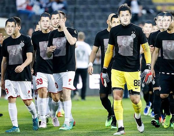 Đây! Màn tri ân khiến Real Madrid phải 'hổ thẹn' (Sasa Ilic) - Bóng Đá