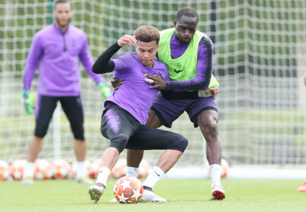 Đón viện binh khủng, Tottenham sẵn sàng chiến Liverpool (Kane) - Bóng Đá