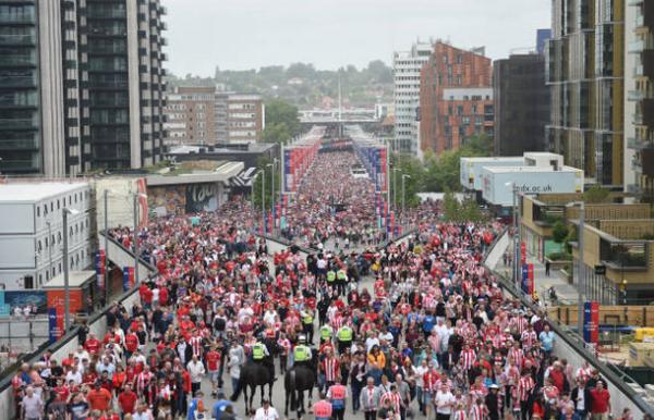 Charlton vs Sunderland - Bóng Đá