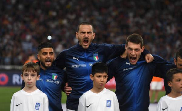 10 phút 'bật' chế độ hủy diệt, Azzurri khiến Hy Lạp đại bại - Bóng Đá