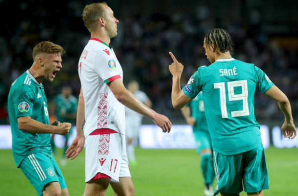 Sau trận Belarus vs Đức - Bóng Đá