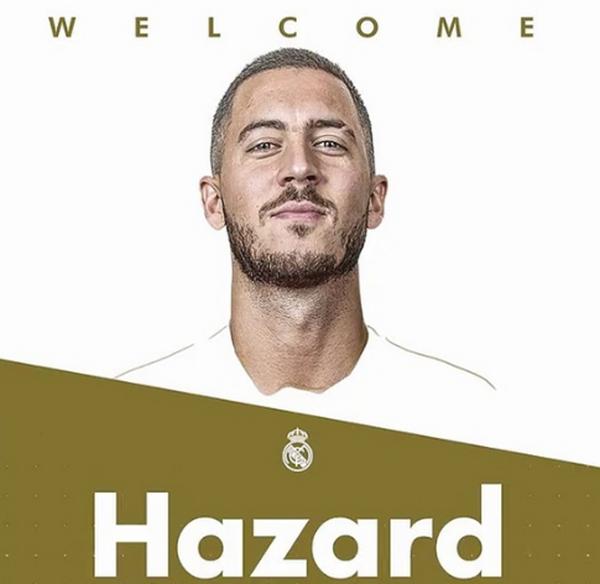 Eden Hazard cắt tóc - Bóng Đá