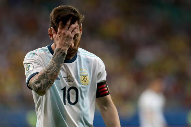 Đừng nói Argentina bế tắc, Messi đã có thể ghi bàn tình huống này - Bóng Đá