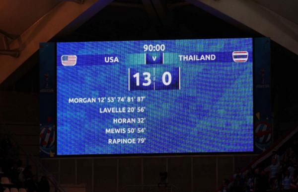 Làm nên lịch sử tại World Cup, Thái Lan ăn mừng như vô địch - Bóng Đá