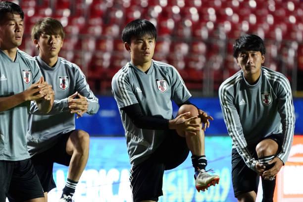 'Gắn mác' Real, tài năng trẻ Nhật Bản lu mờ hoàn toàn các đàn anh - Bóng Đá