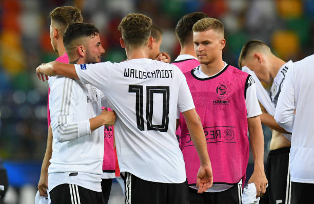 U21 Đức vs U21 Đan Mạch - Bóng Đá