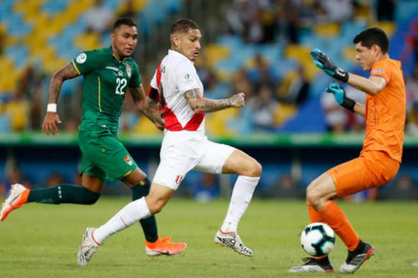 Ngược dòng ngoạn mục, Peru gửi lời thách thức đến Brazil - Bóng Đá
