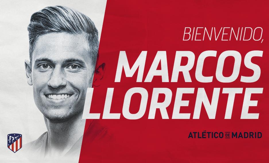Marcos Llorente ra mắt Atletico - Bóng Đá