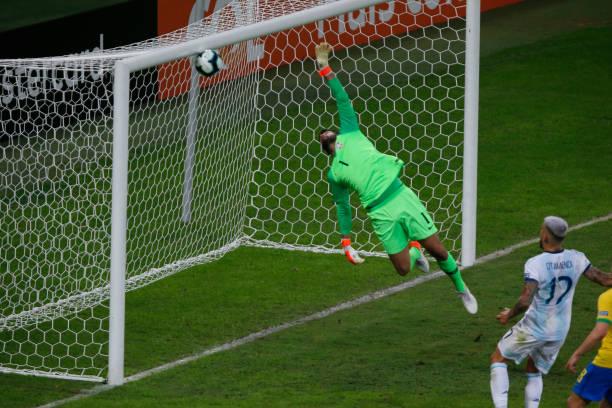 TRỰC TIẾP Brazil 1-0 Argentina: Xà ngang từ chối Albiceleste (H1) - Bóng Đá