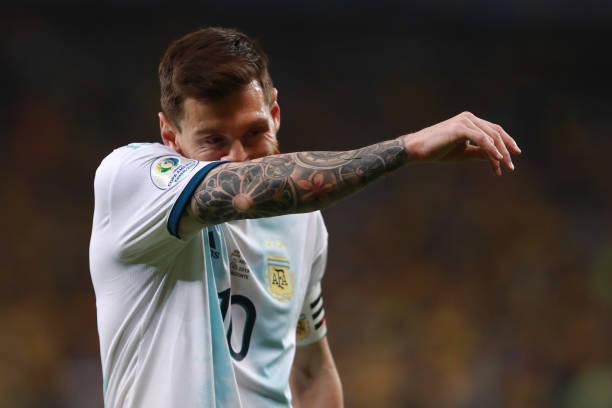 TRỰC TIẾP Brazil 1-0 Argentina: Messi dứt điểm chạm cột (H2) - Bóng Đá