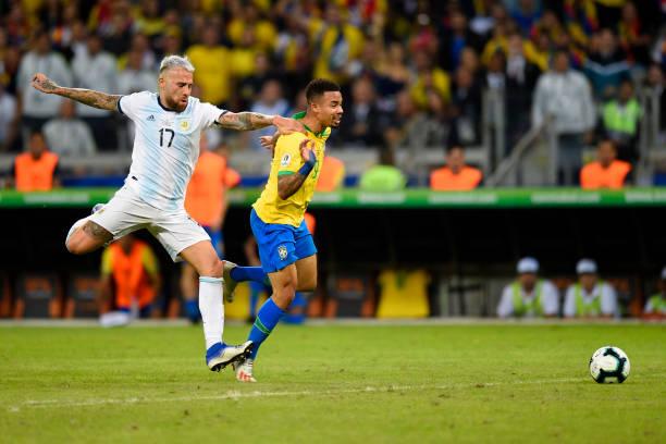 TRỰC TIẾP Brazil 2-0 Argentina: Jesus tỏa sáng, Brazil rất gần chung kết (H2) - Bóng Đá