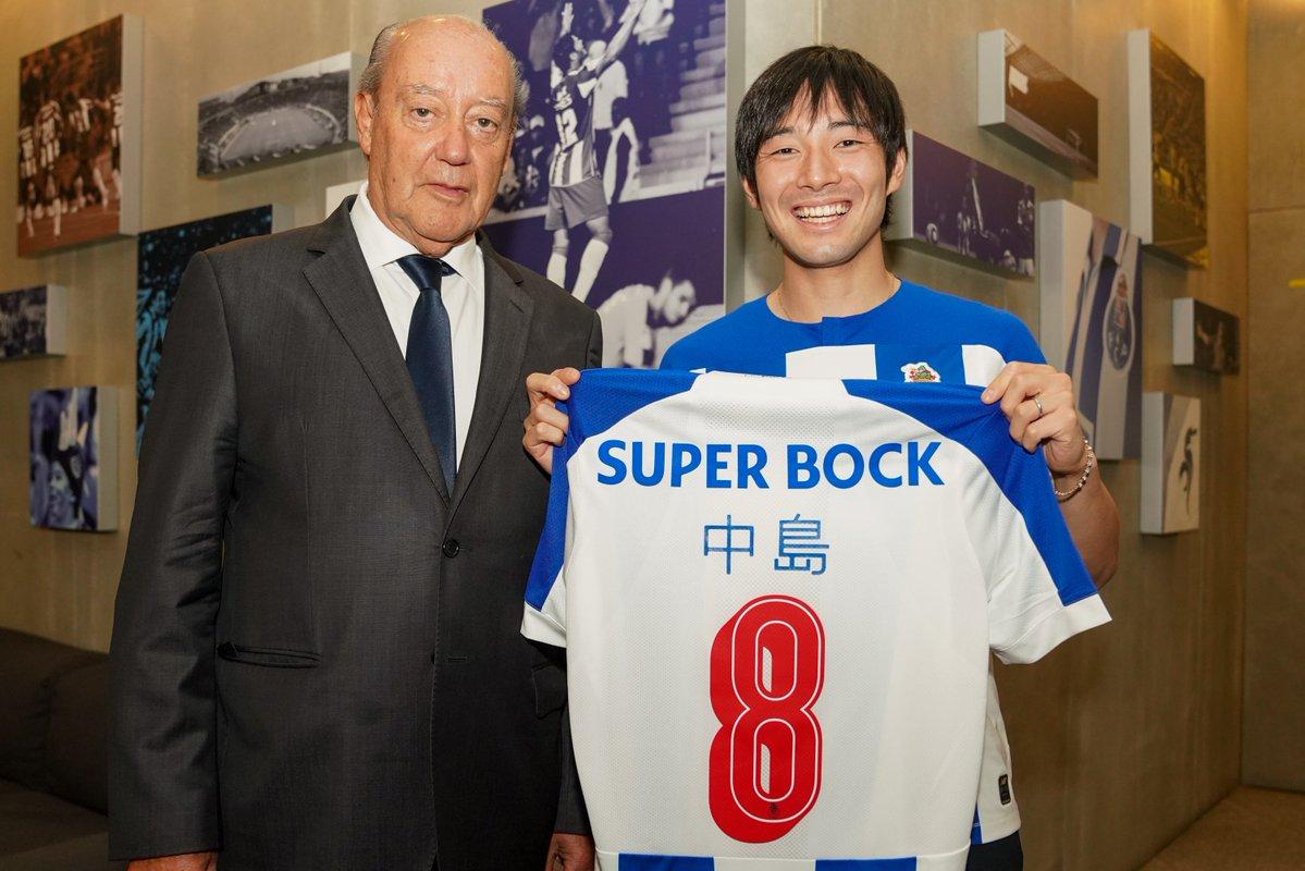 CHÍNH THỨC: Porto chiêu mộ Shoja Nakajima - Bóng Đá