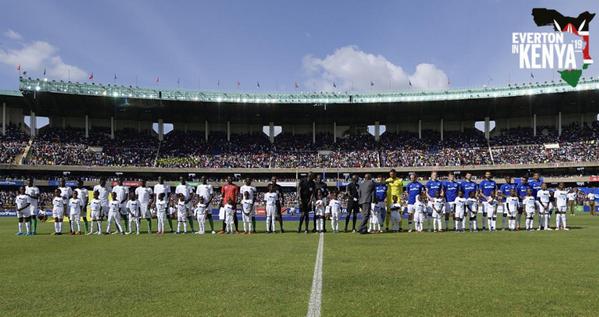 'Mở hàng' cho Premier League, Everton thua sốc trên đất châu Phi - Bóng Đá