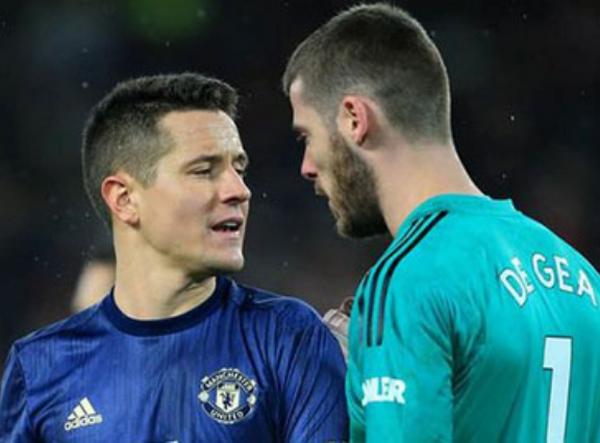 Gạt bỏ De Gea, Herrera ngầm ám chỉ PSG sẽ có 'siêu thủ môn'? - Bóng Đá
