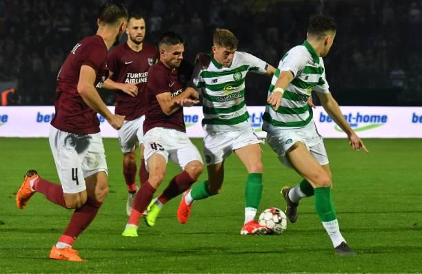 Champions League khởi động, 'quái vật' Scotland lội ngược dòng trên sân khách - Bóng Đá