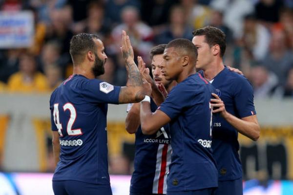 PSG mở màn giao hữu, sao Đức suýt đưa đối thủ 'vào viện' - Bóng Đá