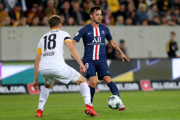 Ra mắt PSG, Ander Herrera suýt đưa đối thủ 'vào viện' - Bóng Đá