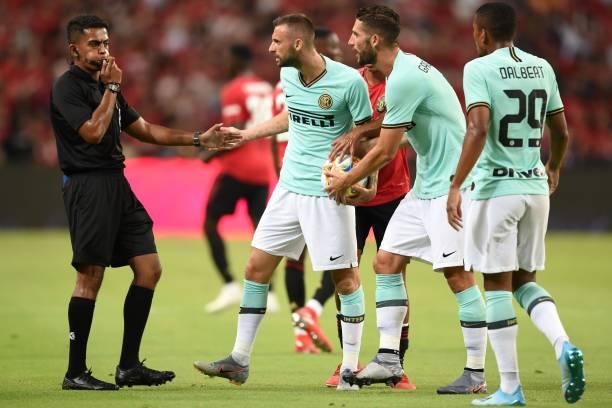 TRỰC TIẾP Man Utd 0-0 Inter: Luke Shaw khai hỏa! (H1) - Bóng Đá