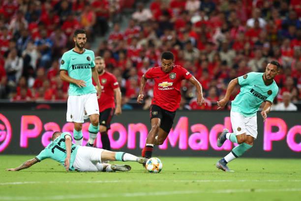 TRỰC TIẾP Man Utd 0-0 Inter: Quỷ đỏ suýt mở tỉ số (H1) - Bóng Đá