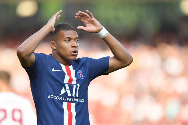 Mbappe tịt ngòi, PSG gặp khó trước đội vừa xuống hạng - Bóng Đá
