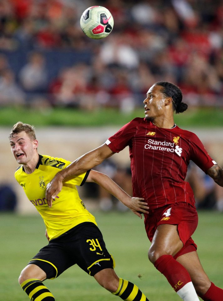 Liverpool team news: Predicted line-up for pre-season friendly against Sevilla - Bóng Đá
